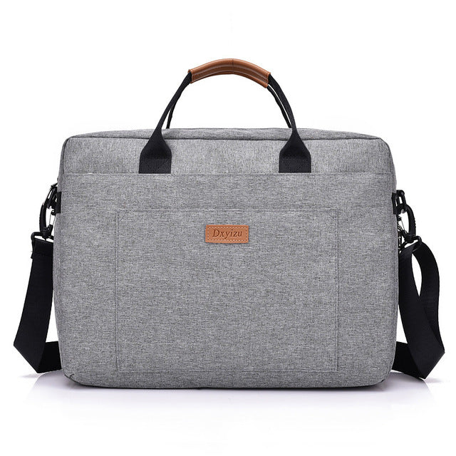 The Canva Briefcase Bag