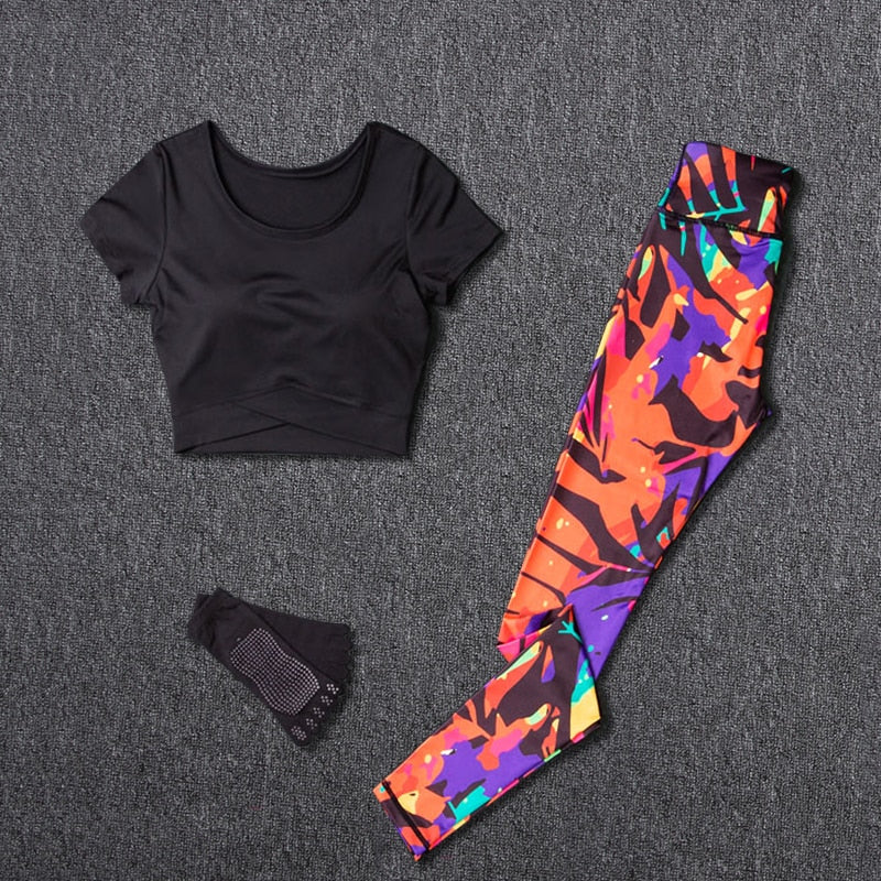 The Colorful Set - Fitness