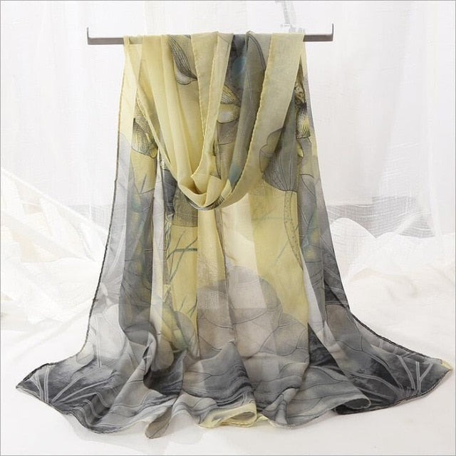 The Cape  155 x 48cm   - Scarf