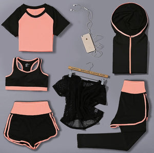 The Mesh Set - Fitness