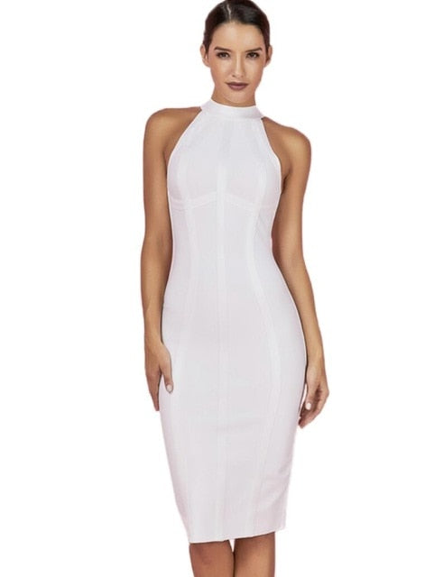The White Light Dress