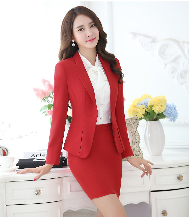 The Business Lady Costume (with Skirt or Pants)