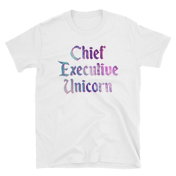 Chief Executive Unicorn Unisex T-Shirt