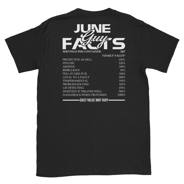 June Guy Facts Unisex T-Shirt