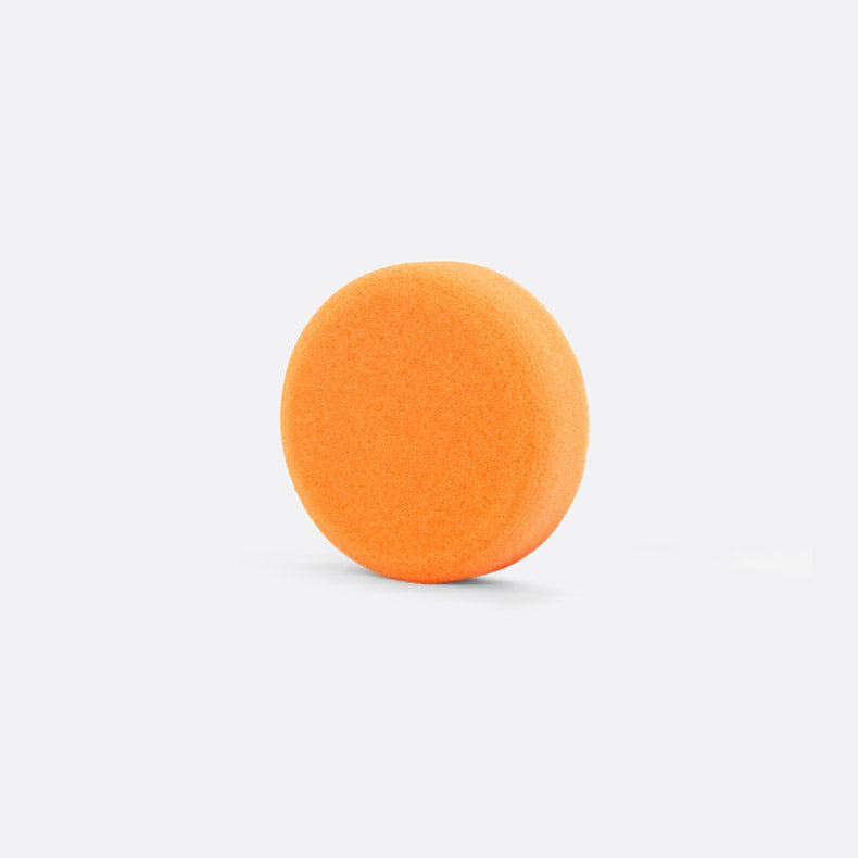 Little Orange - foam heavy polishing pad, 80mm (3 inch)