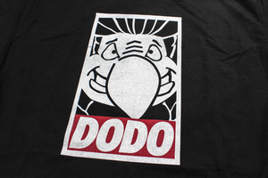 Dodo OBEY T-Shirt - Black OFFER