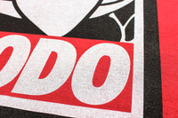 Dodo OBEY T-Shirt - Red