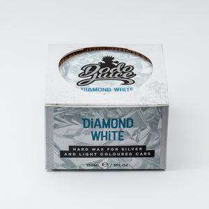 Diamond White 150ml - carnauba hard wax - for light coloured cars (inc white and silver)