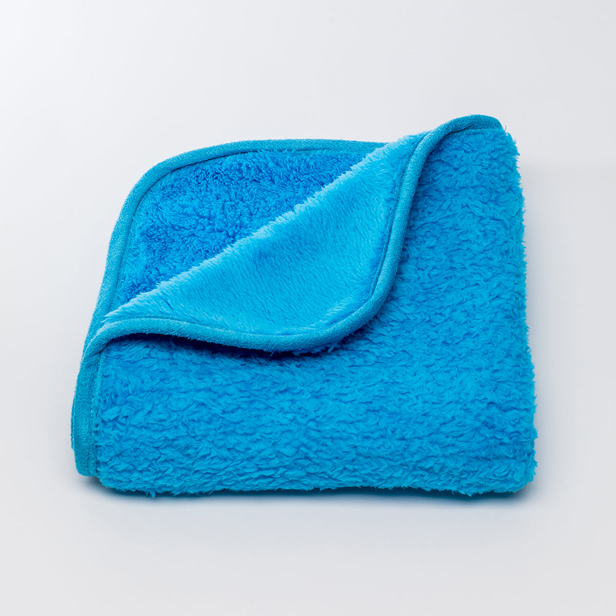 Fantastic Fur - super-plush microfibre buffing cloth 40x40cm 500gsm