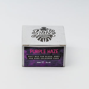 Purple Haze 30ml - carnauba soft wax - for dark coloured cars (inc black)