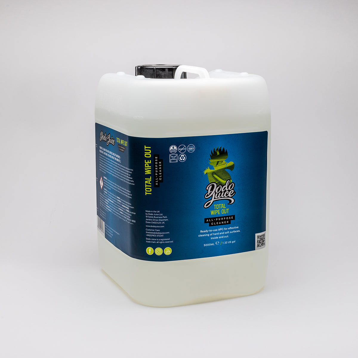 Total Wipe Out 1 litre/5 litres - award winning All Purpose Cleaner (APC)