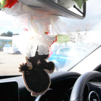 Garland Air Freshener - Hawaiian style lei with card air freshener (3 fragrances available)
