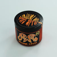 Orange Crush Wax ORIGINAL Glass Jar **UNUSED** - Much sought after collectors item