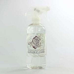 Supernatural Leather Cleaner 500ml - triple award winning intensive leather cleaner