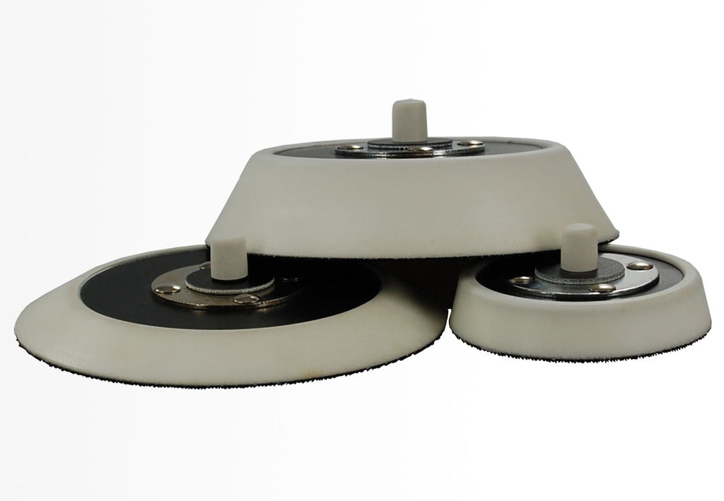 Backing Plate Bonanza - expert backing plate selection (choose from rotary or orbital)