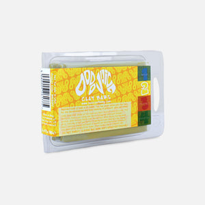 Basics Clay Bar - fine grade yellow detailing clay