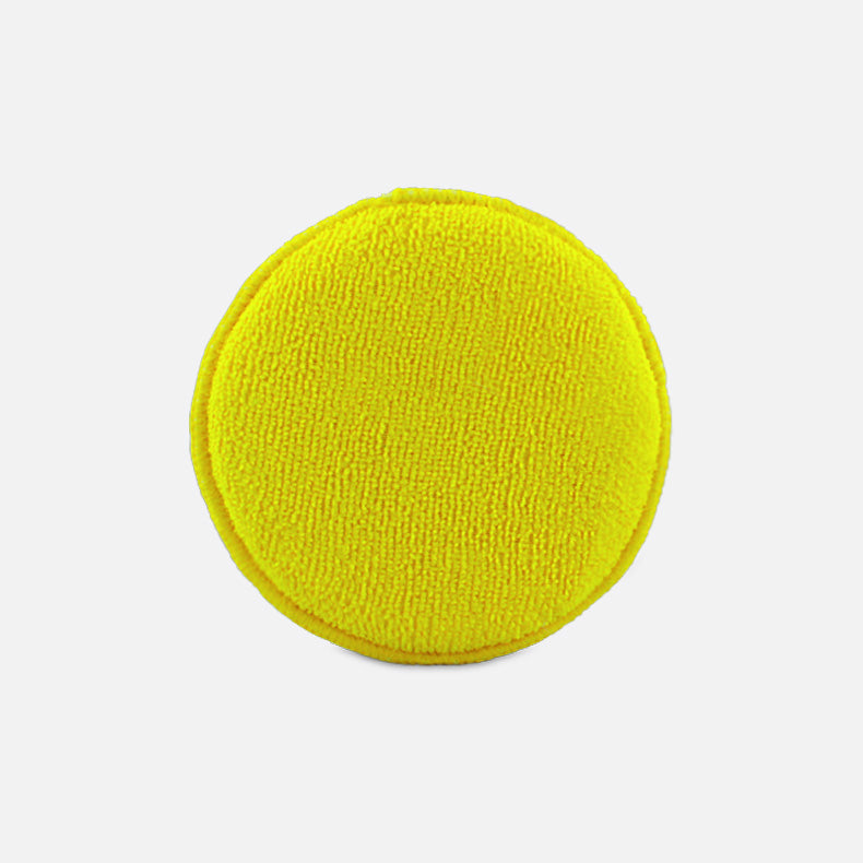 Basics Polish Applicator - microfibre covered applicator pad