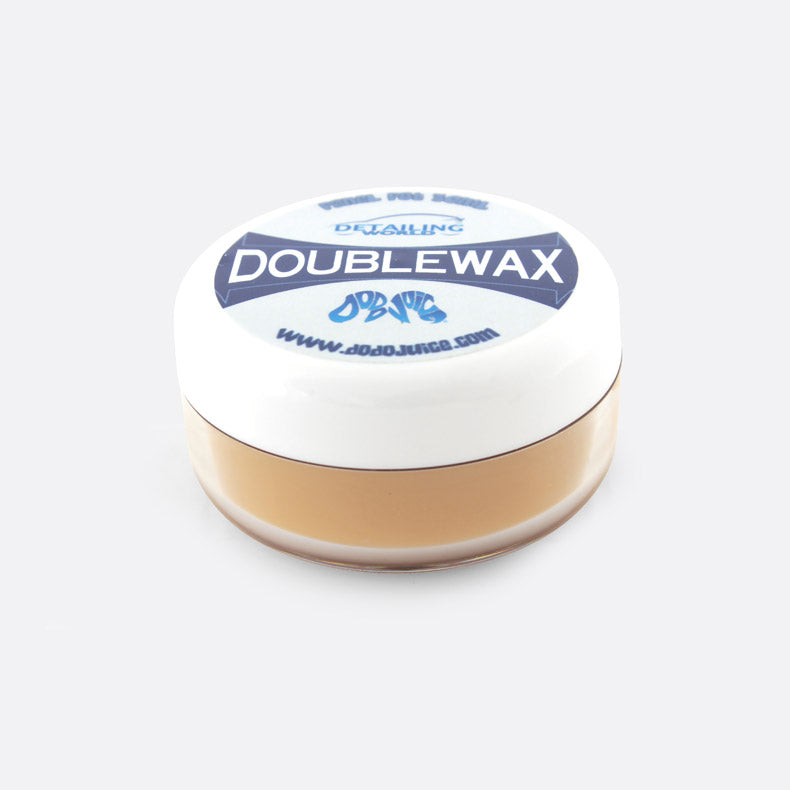 Detailing World/Dodo Juice Double Wax Hard 30ml - hybrid hard wax OFFER