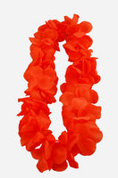 Garland/Lei mirror hanger - solid colour - medium size (6 colourways available)