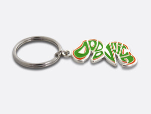 Dodo Juice logo key ring