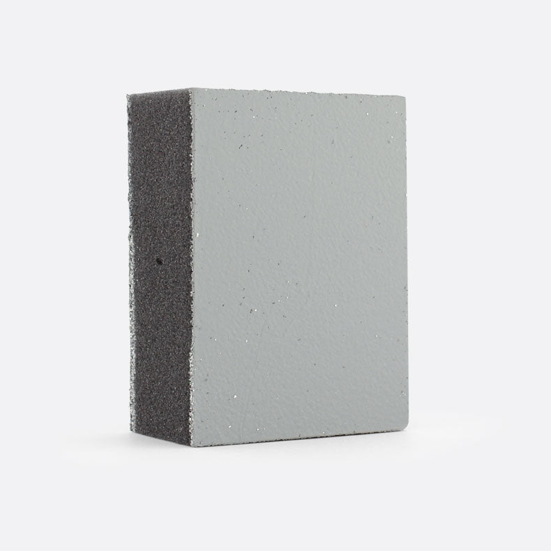 Square Sponge Clay Pad Medium - decon policlay sponge, medium grade - CLEARANCE