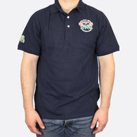 Rotary Club Polo Shirt - dark blue