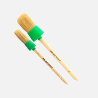 Hog Brush Kit - hog's hair detailing brush bundle (2 items) £1 saving