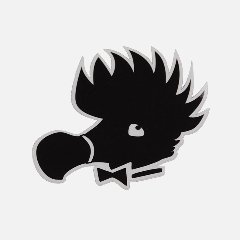 Playboy Dodo - vinyl scene sticker