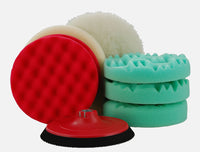 Professional Pads Bundle (Rotary) - expert rotary machine polishing pads bundle (8 items) £8 saving