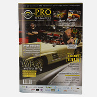Pro-Valeter & Detailers PVD Magazine Issue 3 - back issue/sample detailing magazine