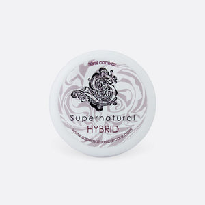 Supernatural Hybrid Wax 30ml - high-performance hybrid car wax