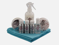 Supernatural Sealant Kit - expert sealant bundle, coats paint, trim, wheels and glass (7 items) £28 saving