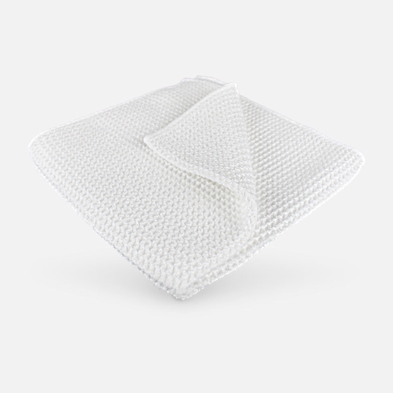 Supernatural Window Waffle - waffle-weave microfibre glass cloth 40x40cm 375gsm