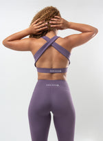 Sculpt Lilac Sports Bra