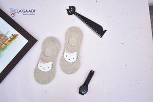 Crazy Katz Set-Woman Socks Set-Thela Gaadi