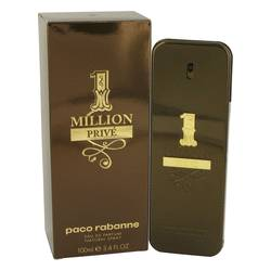 1 Million Prive Eau De Parfum Spray By Paco Rabanne - Maison Nearby