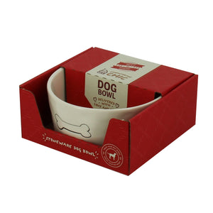 Best in Show Bone Dog Bowl - MoFe Hampers