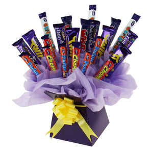 Chocolate Lovers Bouquet - MoFe Hampers