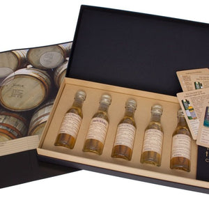 Single Malt Whisky Tasting Set - MoFe Hampers