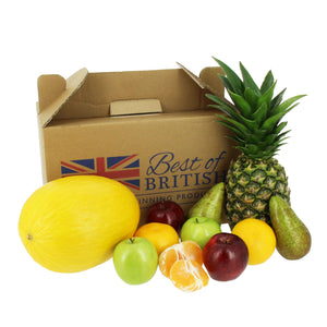 Smoothie Fruit Box - MoFe Hampers
