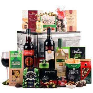Season's greetings gift box - MoFe Hampers