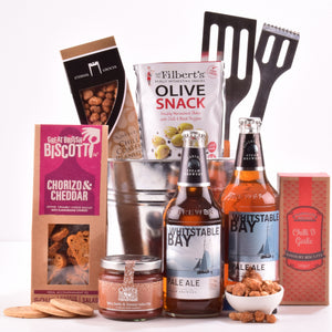 BBQ & Beer Bucket - MoFe Hampers