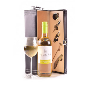 White Wine Case - MoFe Hampers