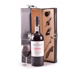 Port & Wine Case Gift - MoFe Hampers