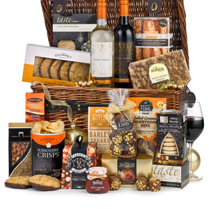 The Indulgence Basket - MoFe Hampers