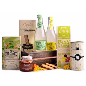 Summer Garden Fruits Crate - MoFe Hampers