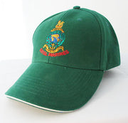 Royal Marines Embroidered Baseball Cap - Green