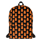 Ghost Logo Backpack in *NEW Pumpkin