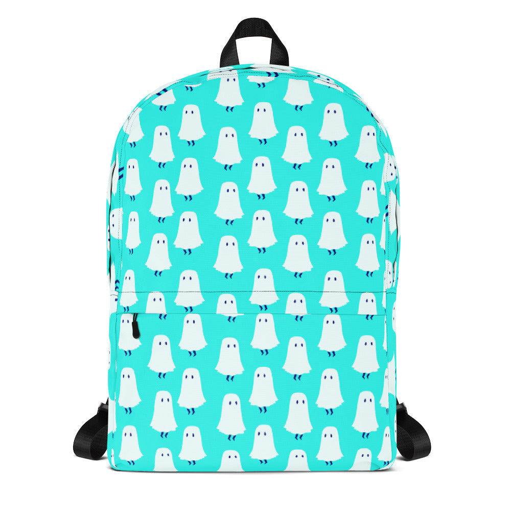 Ghost Logo Backpack