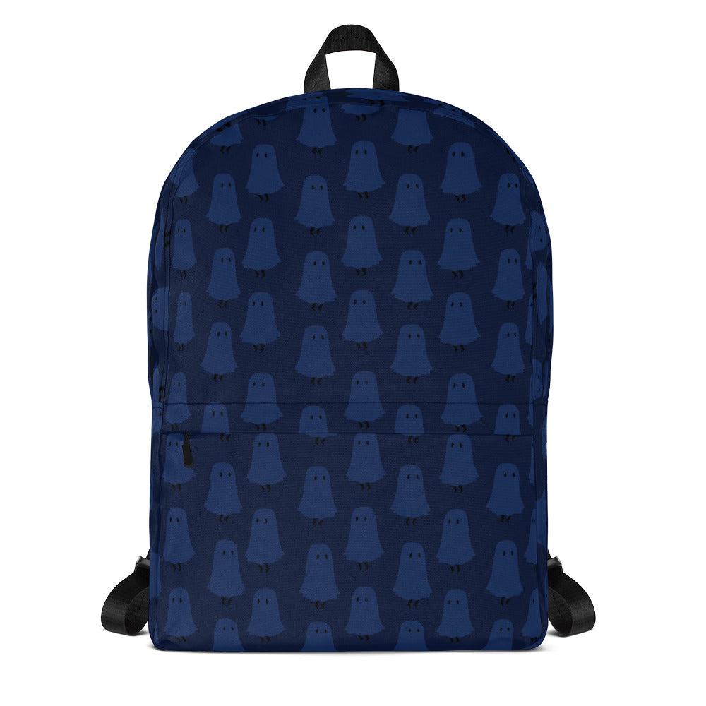 Ghost Logo Backpack in *NEW Midnight